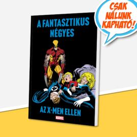 A Fantasztikus Négyes az X-Men ellen