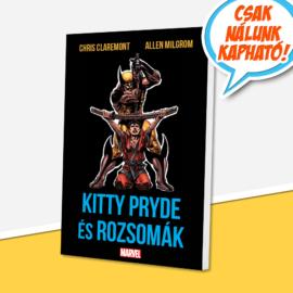 Kitty Pryde és Rozsomák