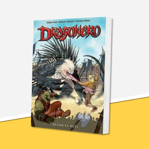 Dragonero 3
