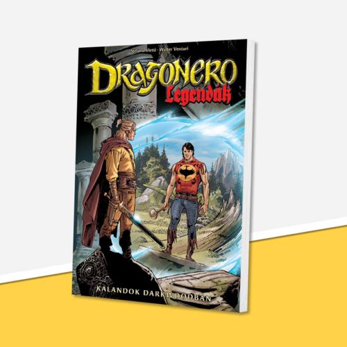 Dragonero Legendák 1.