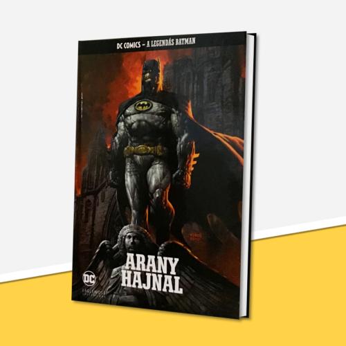 A legendás Batman 9.