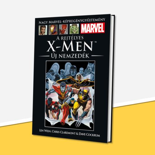 Nagy Marvel-Képregénygyűjtemény 65.