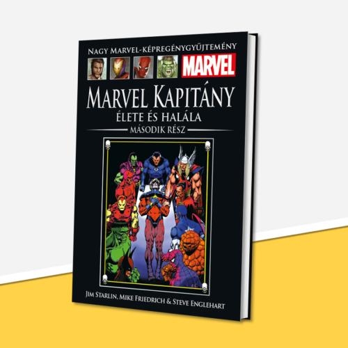 Nagy Marvel-Képregénygyűjtemény 79.