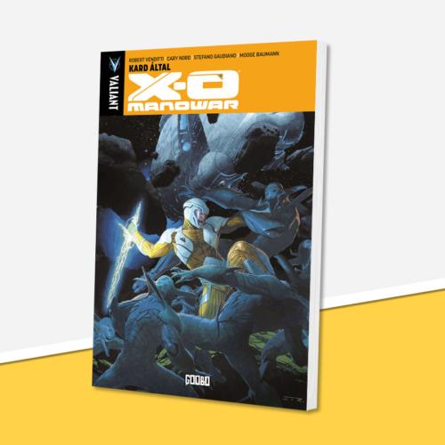 X-O Manowar 1